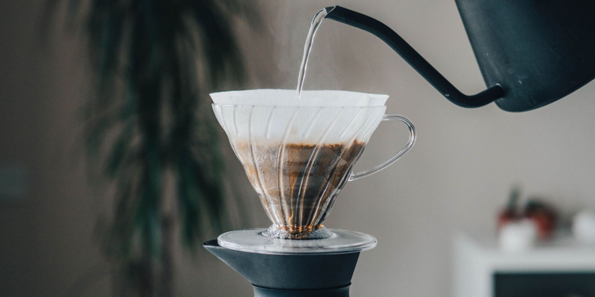 Why pour over coffee is superior to drip coffee