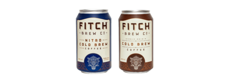 fitch cold brew cans