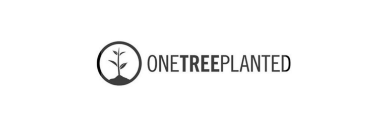 one tree planted logo brand