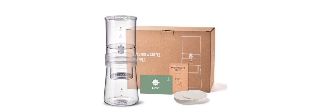 Soulhand cold brew coffee maker, soul hand product review